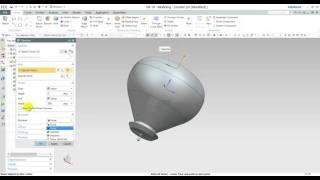 Study Lesson 3 Siemens NX10 Tự học NX Bài 3  Các lệnh dựng khối 3D Feature trong Unighraphics NX