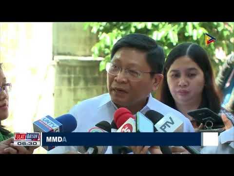 MMDA, naglinis ng estero sa Tondo, Manila