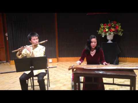 王菲古琴琴歌《阳关三叠》Chinese Music Guqin Song Three Variations on the Yang Pass Theme by Wang Fei