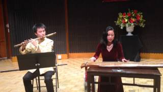 王菲古琴琴歌《阳关三叠》Chinese Music Guqin Song Three Variations on the Yang Pass Theme by Wang Fei