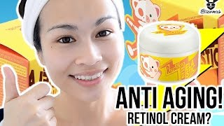 ELIZAVECCA 엘리자베카 Milky Piggy EGF Elastic Retinol Cream⎜ In Depth REVIEW & DEMO