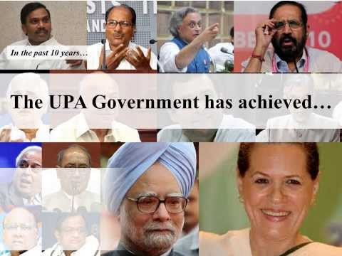Greatest Achievements of the UPA Government