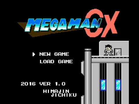 Megaman CX (English Translation) — Complete Playthrough