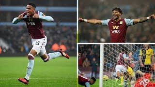 Aston Villa 2-1 Watford, ushindi muhimu waipandisha AVFC hadi nafasi ya 16 kwenye msimamo EPL