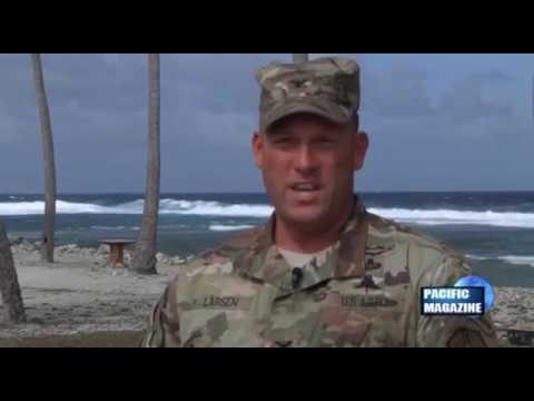 AFN Pacific Magazine - Featuring U.S. Army Garrison Kwajalein Atoll