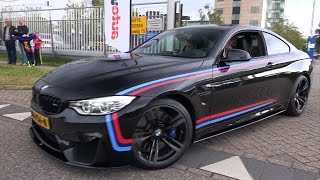 BMW M4 F82 Coupe with Full M Performance Exhaust