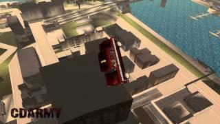 GTA VC Stunts: Wasteland Heroes - Gazuntei