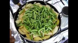 Спаржевая фасоль «Пастэрь» видео рецепт UcookVideo ru