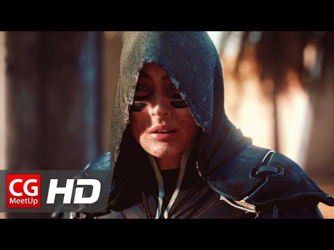 "CGI Sci-Fi Short Film: ""The Pantheon"" by Han Yang | CGMeetup"