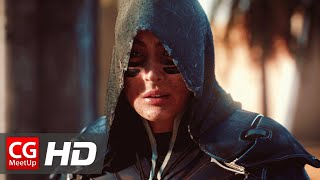 "CGI Sci-Fi Short Film: ""The Pantheon"" by Han Yang 