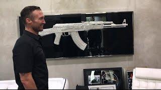 BIGGEST GUN IN THE WORLD! - DAY 32