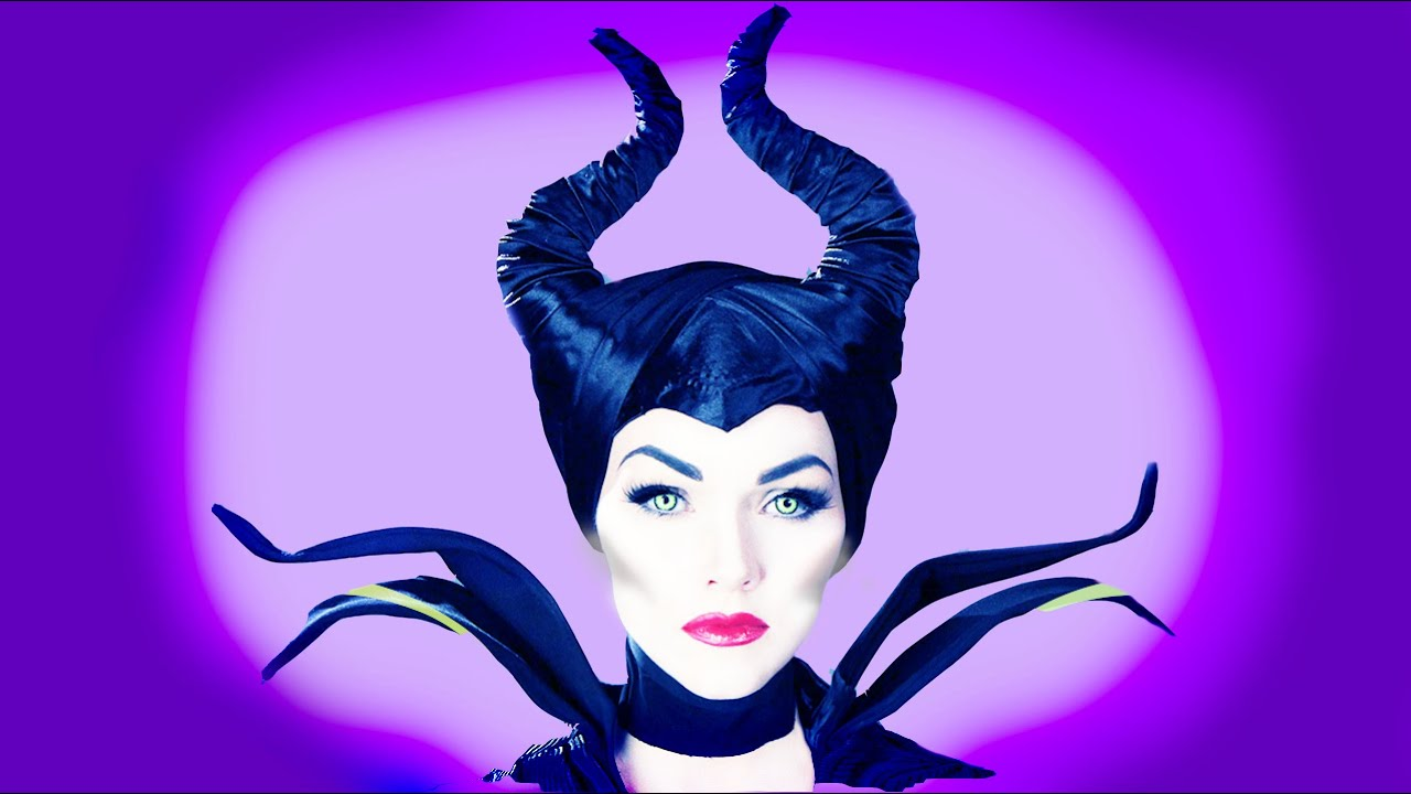Disneys maleficent makeup tutorial youtube baditri Gallery
