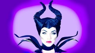 Maleficent Make-Up Tutorial Thumbnail