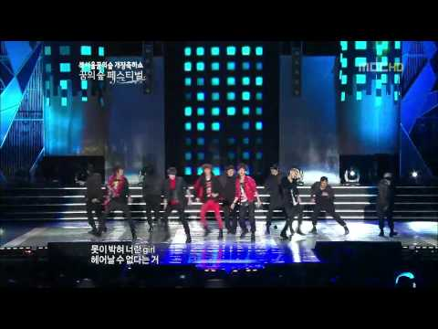 ♫SHINee - Ring Ding Dong Live♫ - YouTube