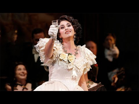 La Traviata Moving Moment # 1 - Featuring Aurelia Florian, Atalla Ayan, and SF Opera Chorus