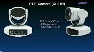 PTZ Camera CI-21H