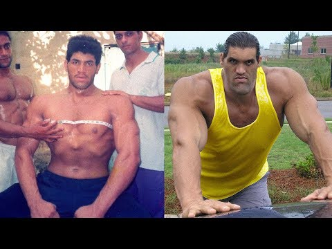 The Great Khali Transformation 2018 | From 18 To 45 Years Old streaming vf