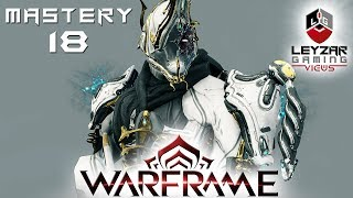 Warframe (Gameplay) - Mastery Test 18 Corpus Defense (Excalibur Umbra)