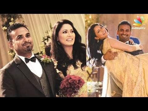 Actress Pooja finally tied the knot | Married to Sri Lankan business man