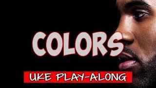 colors (ukulele play-along) - c