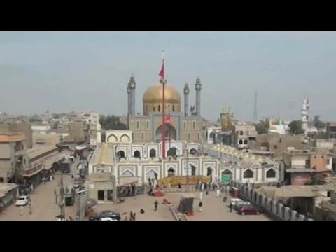 Pakistan explosion: Survivors still suffering after shrine attack