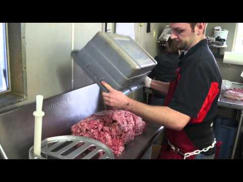 Making Pepperoni at Knutzen's Meats