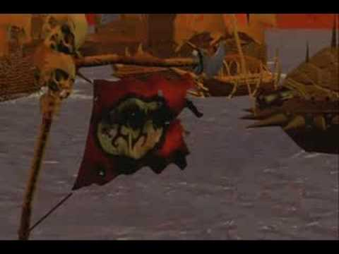 Warcraft II: Tides of Darkness - Intro Cinematic