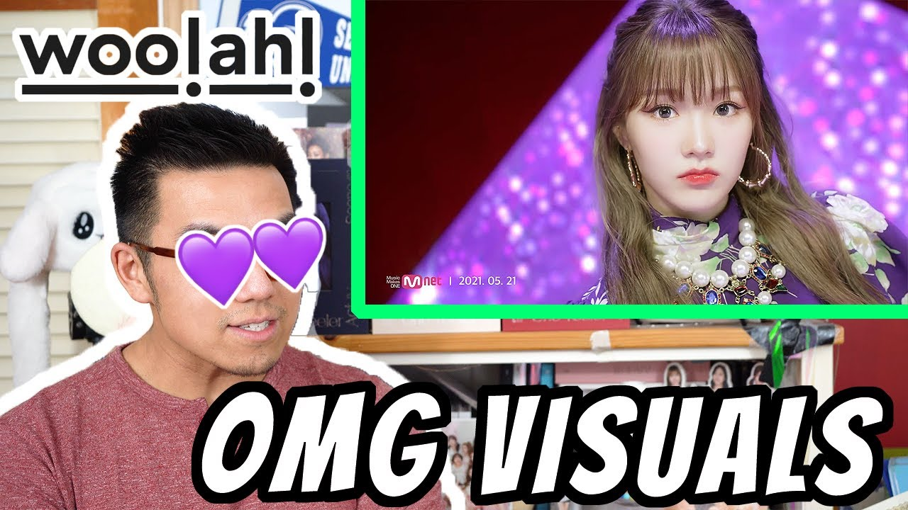 woo!ah! (우아!) - 'Purple' M/V Teaser 1 Reaction