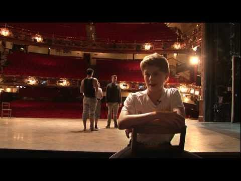 Backstage with... Adam Vesperman, 'Billy' | Billy Elliot The Musical