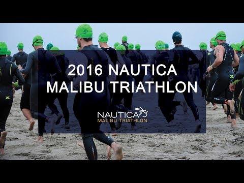 2016 Nautica Malibu Triathlon presented by Equinox