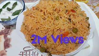 தக்காளி பிரியாணி/Tomato Briyani/Thakkali Briyani/Briyani recipe in Tamil