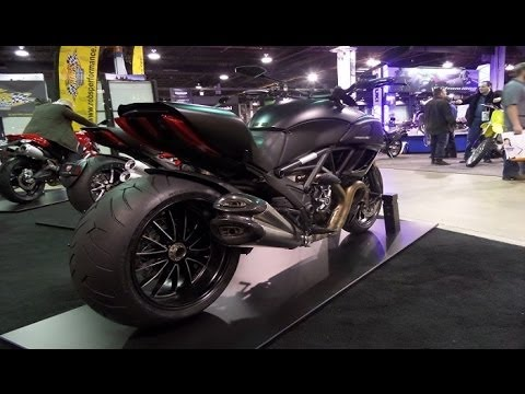 Ducati Diavel Dark Matte Black Youtube