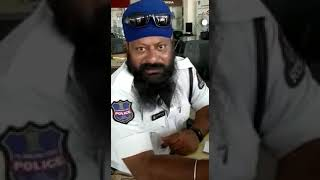 Police training coach Gurmeet Singh