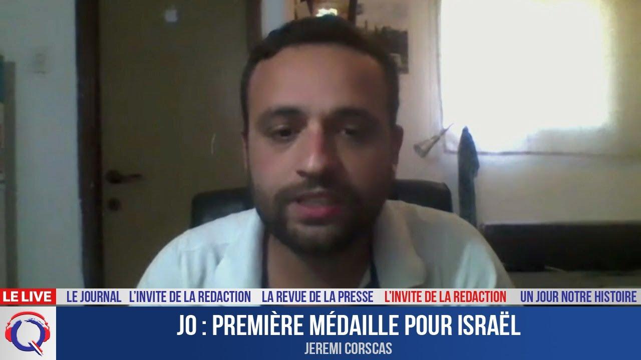 JO : Première médaille pour Israël - L'invité du 25 juillet 2021