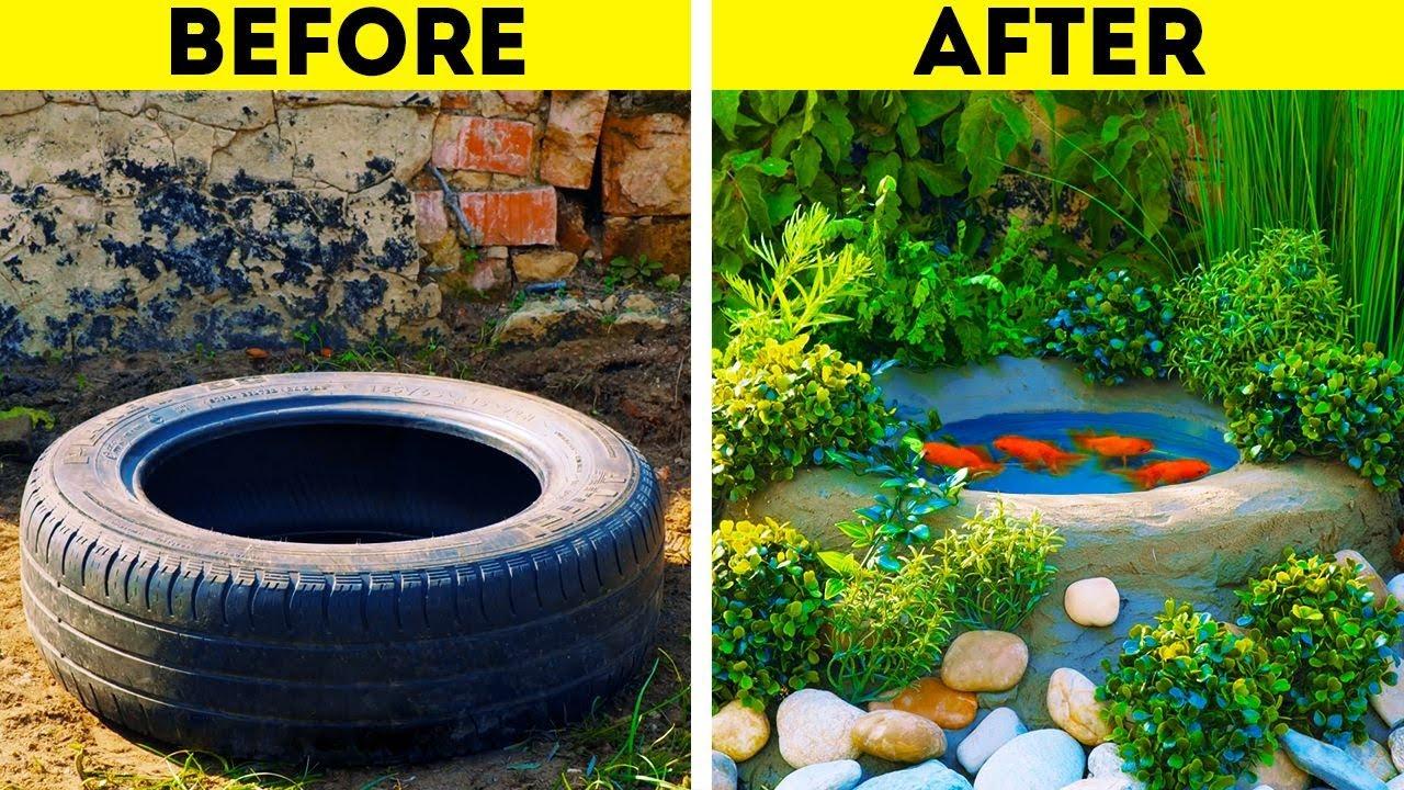 Download 25 AMAZING DIYs FOR YOUR GARDEN || Helpful Plant Tips