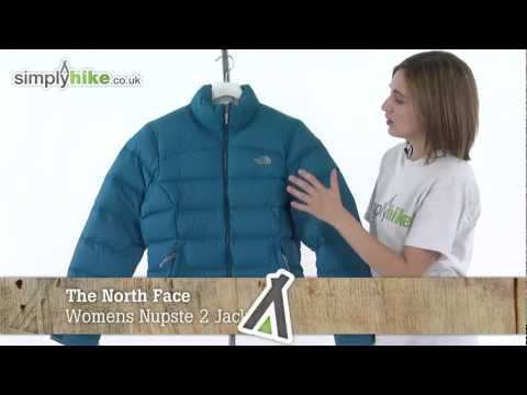 The North Face Womens Nupste Jacket