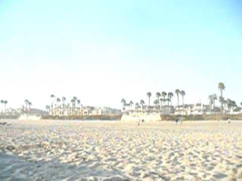 Huntington Beach High Tide