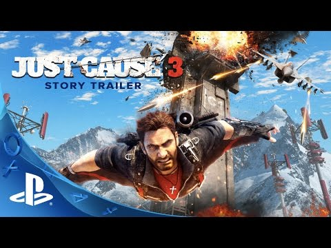 Just Cause 3 - Story Trailer | PS4
