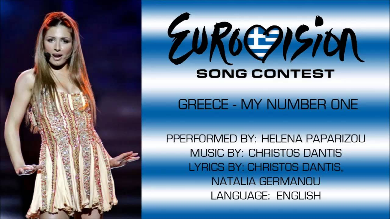 Helena Paparizou - My number one 2005 (Greece) Eurovision Song ...