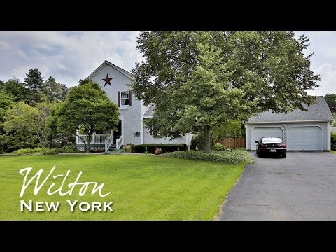 Video of 191 Northern Pines Road   Wilton, New York real estate & homes