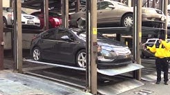 Chevrolet Volt Parking NYC