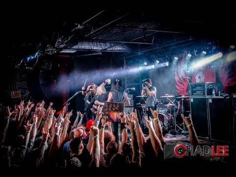 The Dead Daisies midnight Moses Nashville August 20, 2017