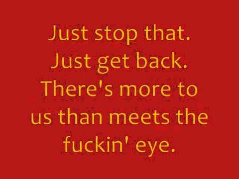 One Trick Pony lyrics