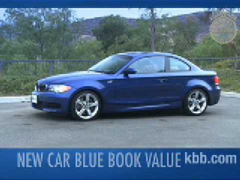 2009 Bmw 1 Series Review Kelley Blue Book