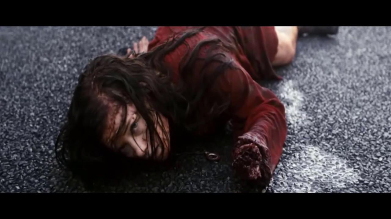 Download Evil Dead (2013)  Alternate ending + David gets possesed