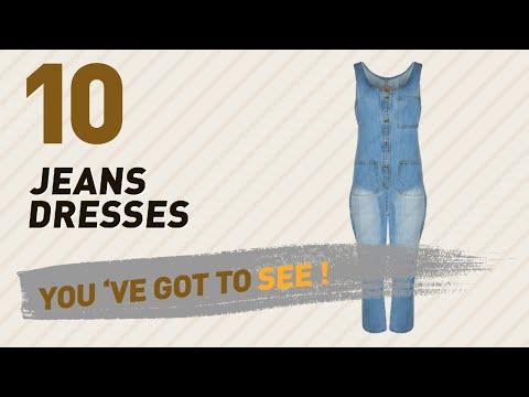 d2837dfcef Jeans Dresses, UK Women Fashion // New & Popular 2017 - YouTube