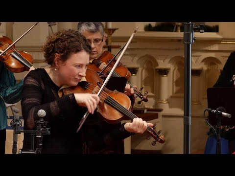 "Vivaldi Four Seasons: ""Winter"" (L'Inverno), complete; Cynthia Freivogel, Voices of Music 4K RV 297"