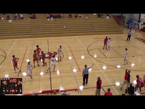 Benet Academy High vs. Marist High School Sophomore Mens' Basketball