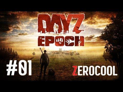 DayZ Epoch #01 - Новая игра