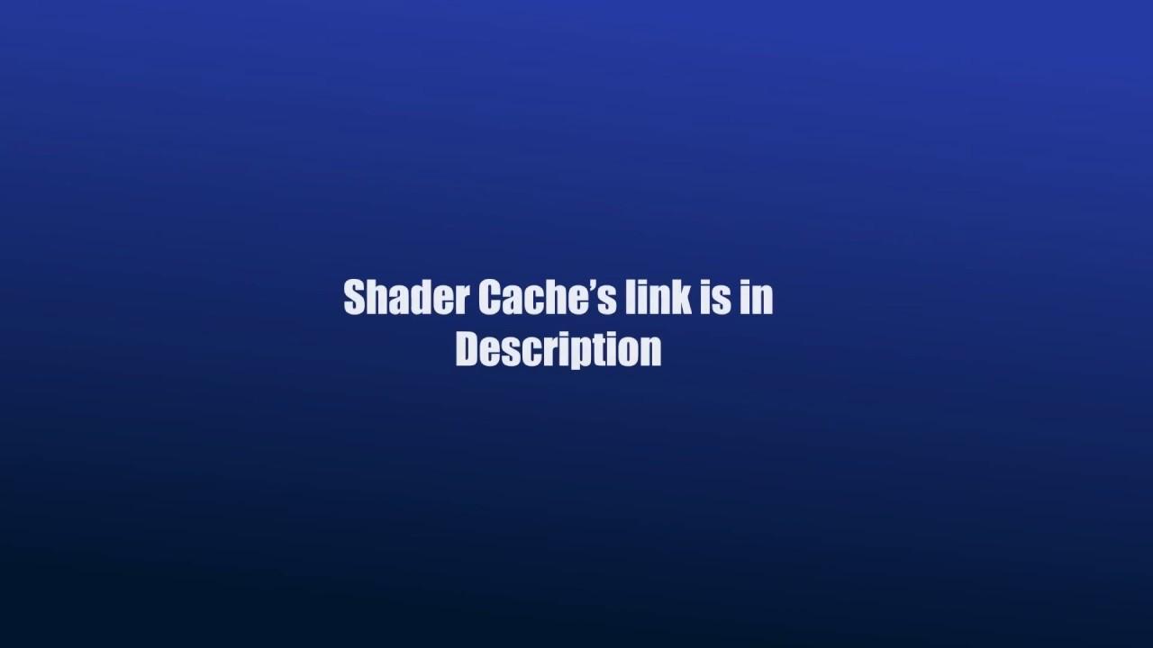 Cemu - Mario Kart 8 Shader Cache